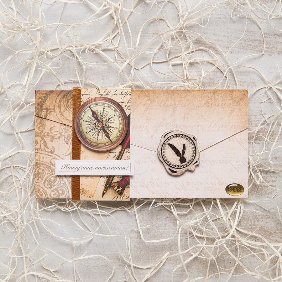 Деревянные открытки самара